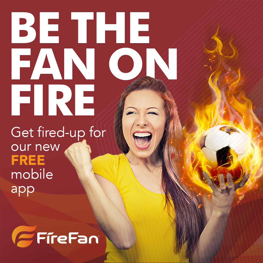 FireFan: Be the Fan on Fire!